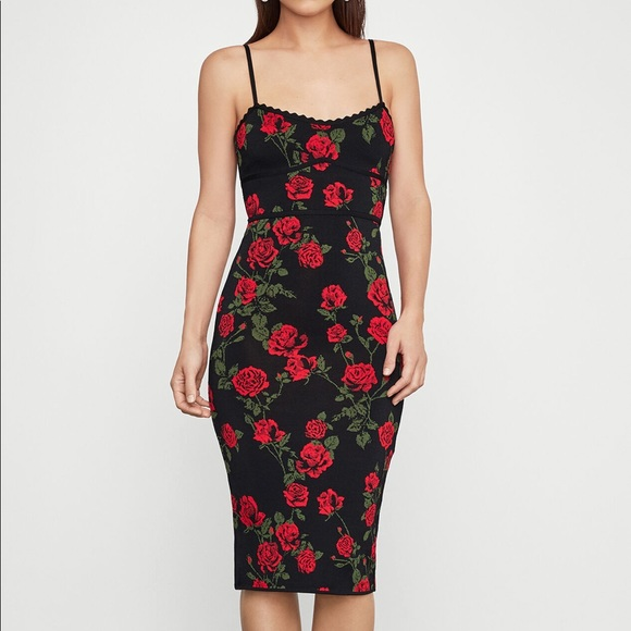 BCBGMaxAzria Dresses & Skirts - BCBGMAXAZRIA bodycom dress size Small